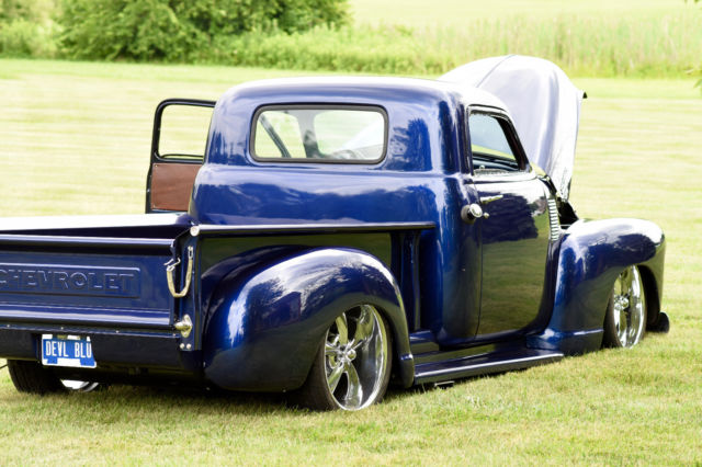 1950 chevy 3100 pickup truck classic truck pickup truck custom truck for sale chevrolet. Black Bedroom Furniture Sets. Home Design Ideas