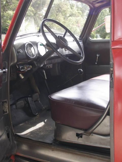 1950 chevy truck shop manual