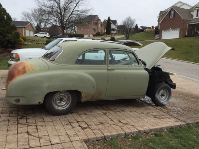 1950 chevy styleline 2 door coupe complete car for sale for 1950 chevrolet 2 door coupe
