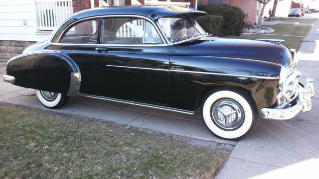 1950 Chevy Styleline Deluxe Beautiful Car Rust Free 2