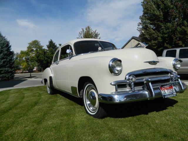 1950 chevy two door styleline deluxe for sale chevrolet for 1950 chevy deluxe 2 door