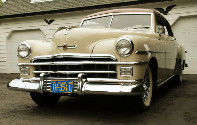 1950 Chrysler Windsor Newport Highlander Same Owner For Last 41 Years For Sale Chrysler Newport Highlander 1950 For Sale In Portland Oregon United States