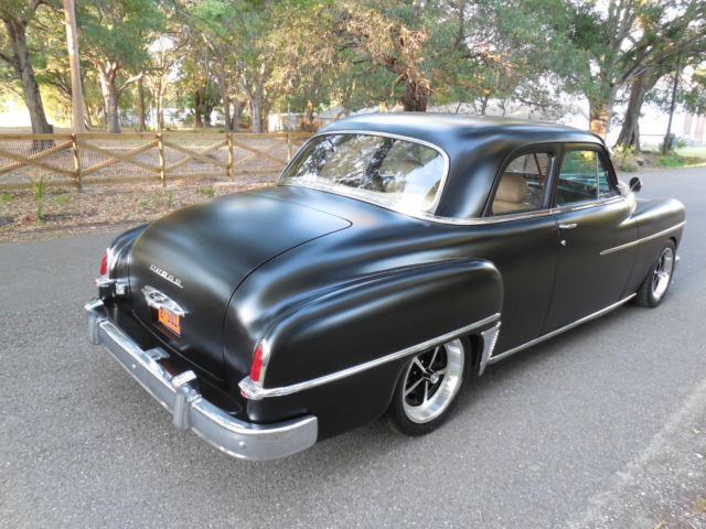 1950 dodge coronet 2 door coupe mopar 318 restomod for