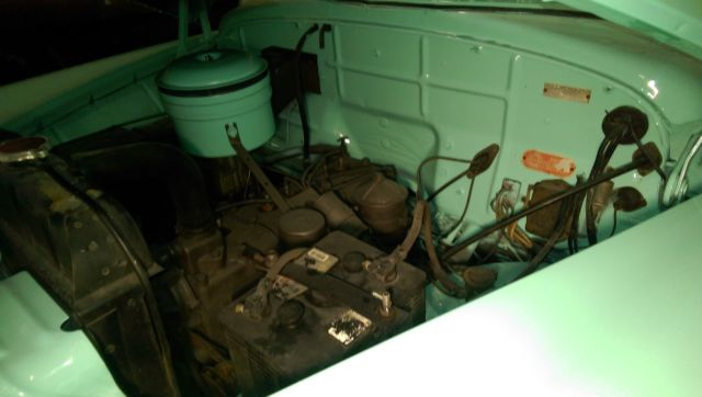 Cherry Hill Dodge >> 1950 Dodge Meadowbrook 71k miles fresh paint 1 owner ...