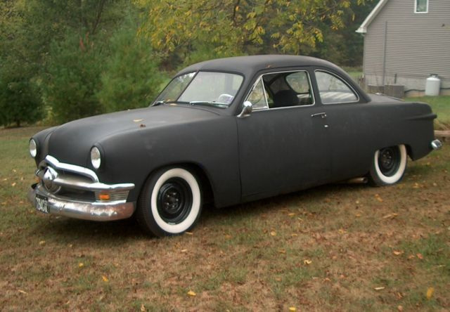 1950 ford 2 door coupe hot rat rod for sale ford other 1950 for sale in weyers cave virginia. Black Bedroom Furniture Sets. Home Design Ideas