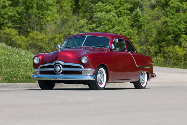 1950 ford coupe custom 350 350 power steering and brakes air conditioning for sale ford. Black Bedroom Furniture Sets. Home Design Ideas