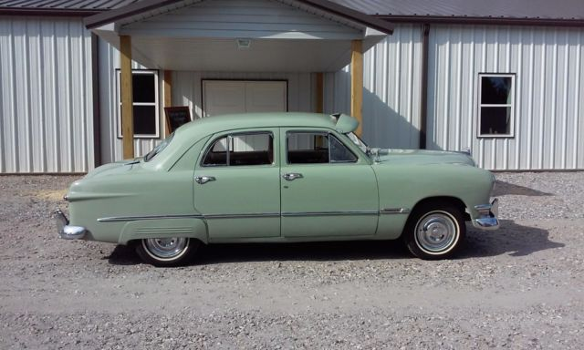 1950 ford custom deluxe 4 door sedan for sale ford for 1950 ford 4 door