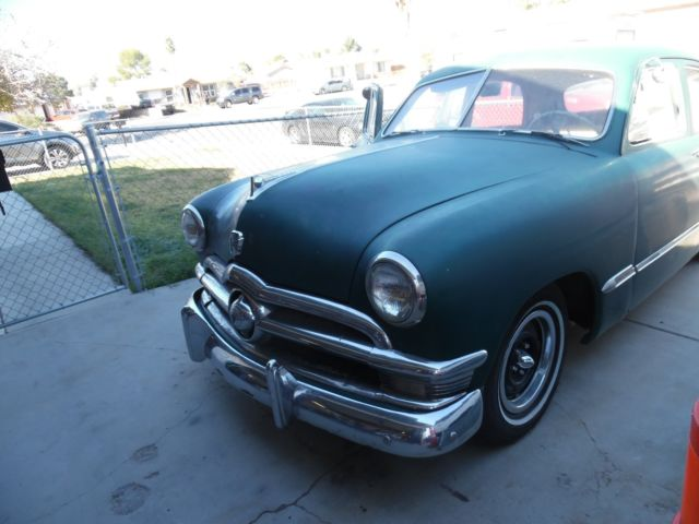 1950 ford shoebox 4 door for sale ford other 1950 for