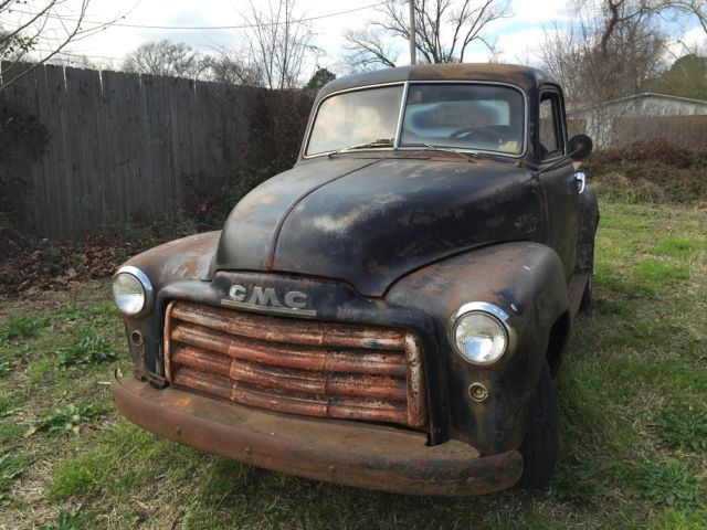 1950 gmc pickup 5 window patina rat rod like 1947 1953 chevy 3100 for sale gmc other 1950 for. Black Bedroom Furniture Sets. Home Design Ideas