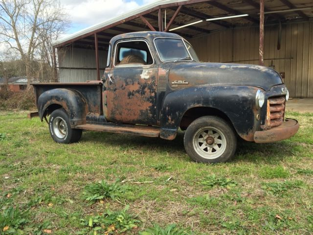 1950 gmc pickup 5 window patina rat rod like 1947 1953 chevy 3100 Custom Grills Rat Rod 1950 gmc pickup 5 window patina rat rod like 1947 1953 chevy 3100 for sale gmc other 1950 for sale in alexandria louisiana united states