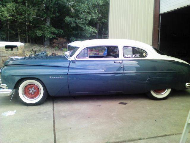 1950 Lincoln Classic Car 337 Flathead with GM 350 Turbo