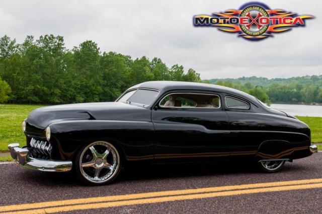 1950 Mercury Coupe Custom Chopped Top Sled For Sale