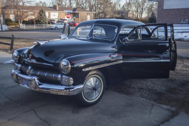 1950 mercury deluxe 4 door 302 v8 for sale mercury for 1950 mercury 2 door for sale