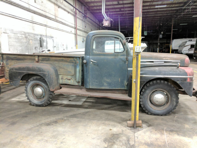 1950 mercury m 68 pickup truck ford f3 for sale mercury other 1950 for sale in wilmington. Black Bedroom Furniture Sets. Home Design Ideas