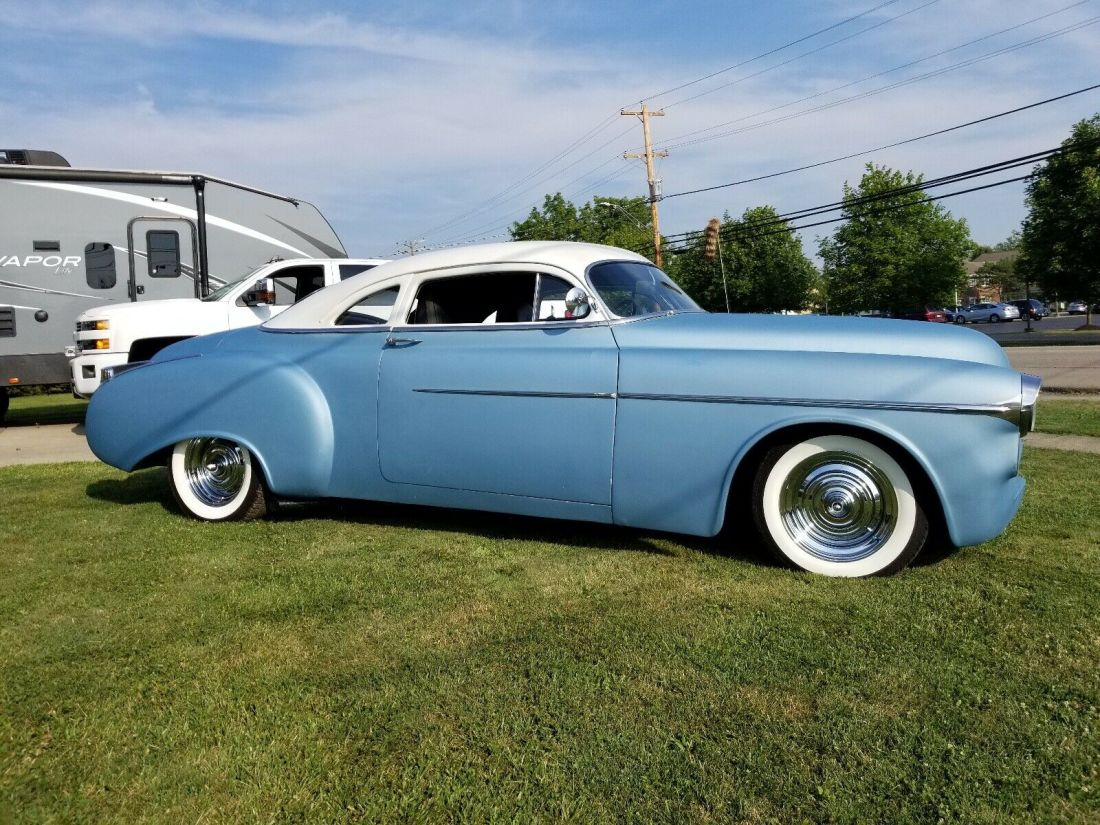 1950 Oldsmobile 88 Blue Rwd Manual For Sale Manual Guide