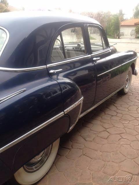 Oldsmobile rocket all original door sedan used