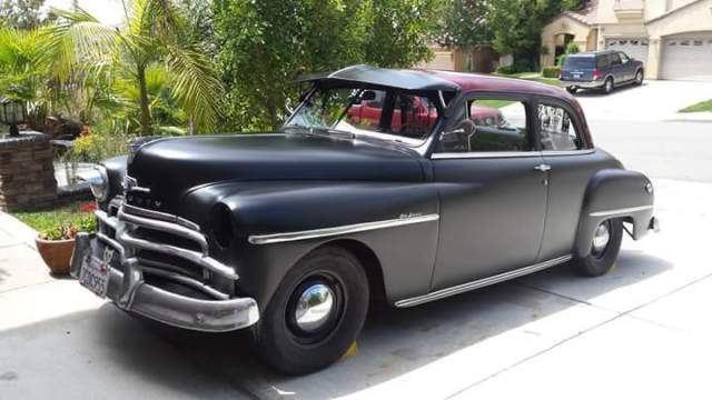 1950 Plymouth Special Deluxe NICE! for sale - Plymouth Special
