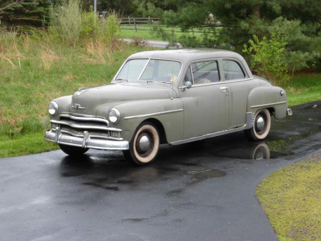 1950 plymouth super deluxe 2 door coupe 1 owner survivor for 1950 plymouth 2 door sedan