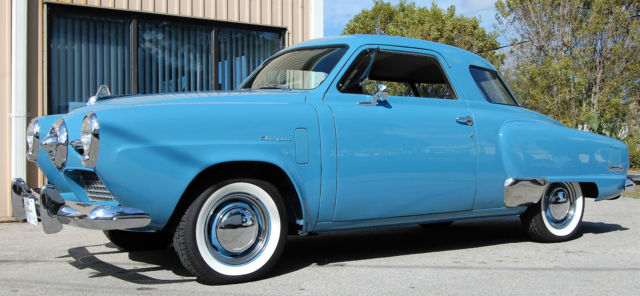 1950 studebaker champion starlight coupe for sale - Studebaker champion starlight coupe ...