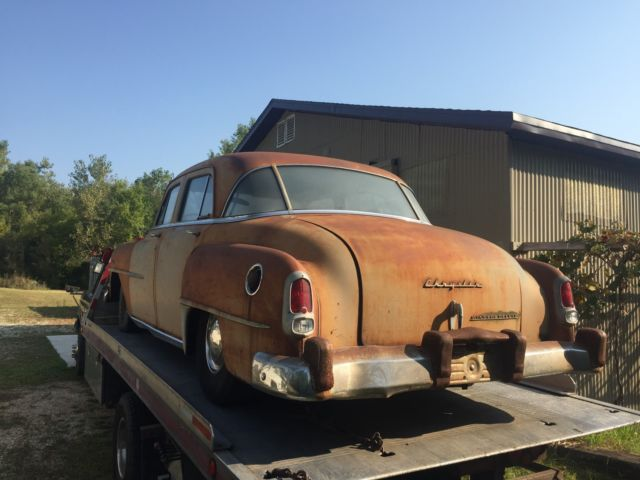 Cars For Sale In Milwaukee >> 1951-2 Chrysler Windsor 4 door (rat rod) for sale - Chrysler Windsor 1951 for sale in Big Bend ...