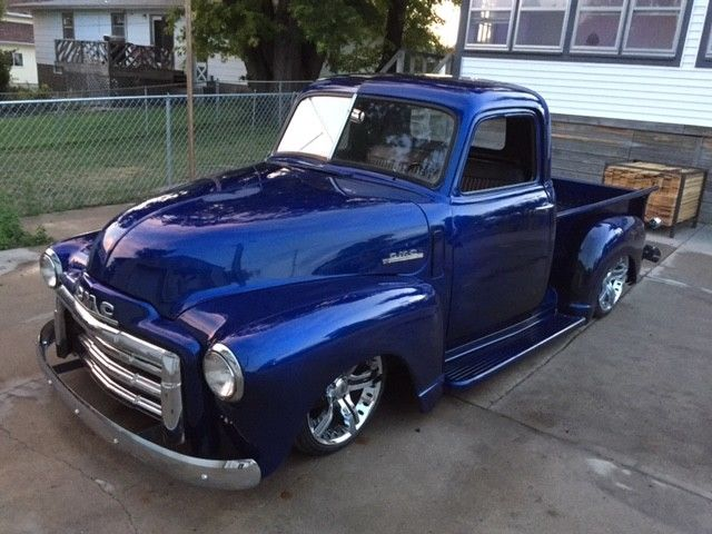 1951 3100 Chevy Truck Rat Rod Gmc Shop Truck 1948 1949