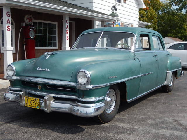 1951 51 Chrysler Windsor Four Door Original Survivor For Sale Chrysler Windsor 1951 For Sale In De Pere Wisconsin United States