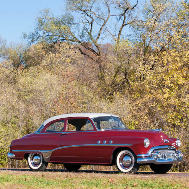 Cars For Sale Buick: 1951 Buick Special Deluxe,True Colorado Car With Documents