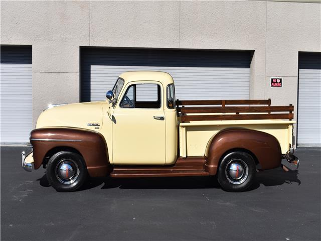 1951 chevrolet 1 2 ton 5 window pickup truck vintage for 1951 chevy 5 window pickup for sale