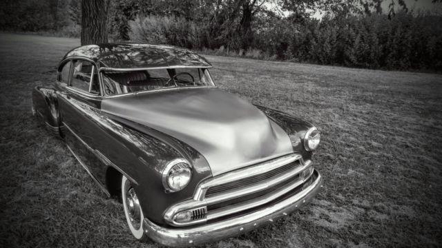 1951 Chevrolet Chevy Fleetline 2 Two Door Coupe Fastback