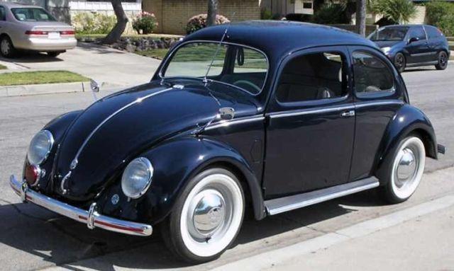 1951 de luxe split window volkswagen bug for sale for 1951 volkswagen split window
