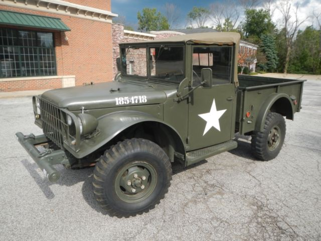 1951 dodge m37 4x4 military truck good condition for sale dodge other 1951 for sale in chagrin. Black Bedroom Furniture Sets. Home Design Ideas