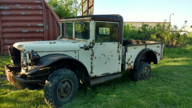 1951 Dodge M37 Military Truck for sale - Dodge Other 1951 for sale