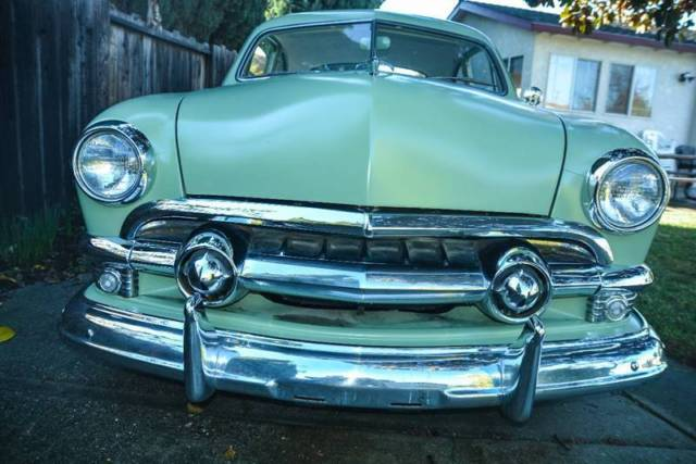 1951 ford 2 door business coupe for sale ford business for 1951 ford 2 door hardtop