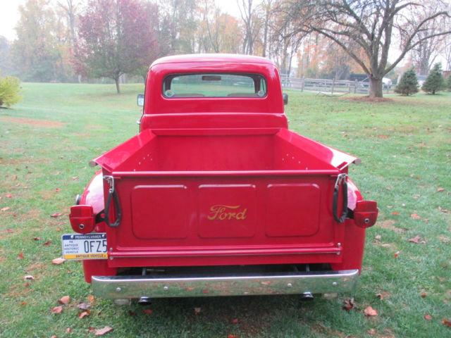 1951 ford f 150 stepside pickup truck for sale ford other pickups 1951 for sale in havertown. Black Bedroom Furniture Sets. Home Design Ideas