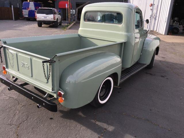 Craigslist Com Sacramento >> 1951 ford f1 V8 truck. CUSTOM--Five Star 1948 1949 1950 1952 for sale - Ford Other Pickups 1951 ...