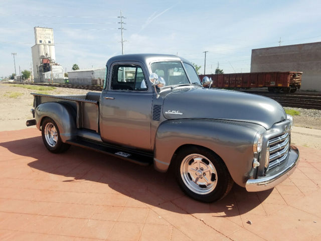 1951 gmc 5 window 3100 pick up ls v8 automatic ac for 1951 chevy 5 window pickup for sale