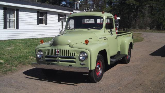 1951 international harvester 1 2 ton pickup truck for sale international harvester other. Black Bedroom Furniture Sets. Home Design Ideas