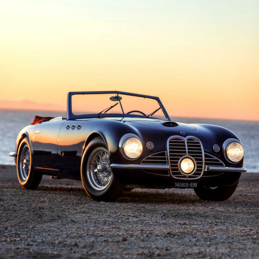 1951 Maserati Spyder A6G 2000 Spyder For Sale