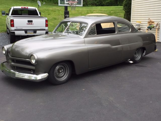 1951 mercury 2 door coupe hot rod lead sled for sale for 1951 mercury 4 door for sale