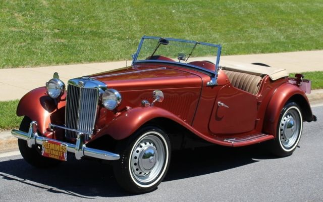 1951 mg td flemings ultimate garage for sale mg t series 1951 for sale in local pick up only. Black Bedroom Furniture Sets. Home Design Ideas