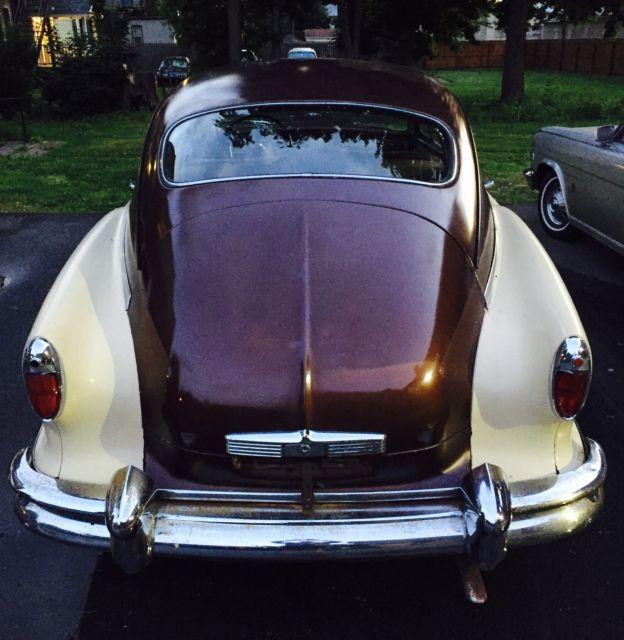 1951 Nash Ambassador Custom For Sale