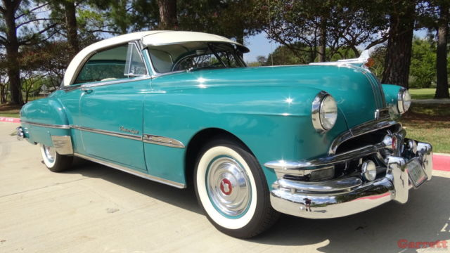 1951 Pontiac Coupe For Sale: 1951 Pontiac Chieftain Catalina Super Deluxe Hardtop Coupe