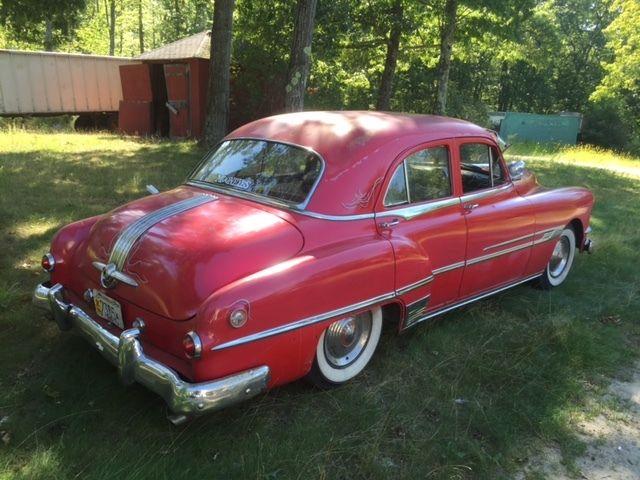 1951 Pontiac Coupe For Sale: 1951 Pontiac Chieftain Deluxe Custom Hot Rod V8 For Sale