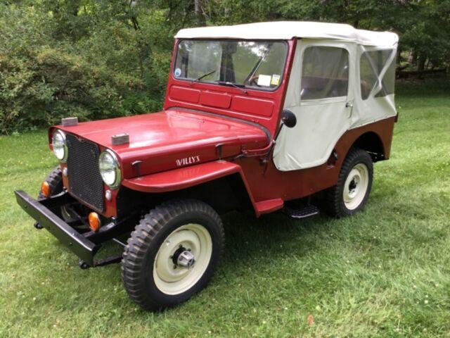 1951 Willys CJ-3A Jeep for sale - Willys CJ-3A 1951 for
