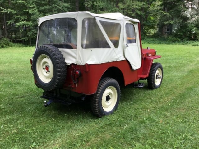 1951 Willys Cj 3a Jeep For Sale Willys Cj 3a 1951 For