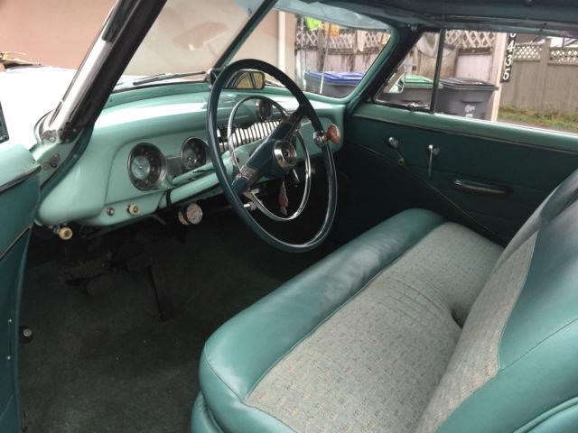 1952 2-door Hardtop Chevy Deluxe Bel-Air in Surf Green ...
