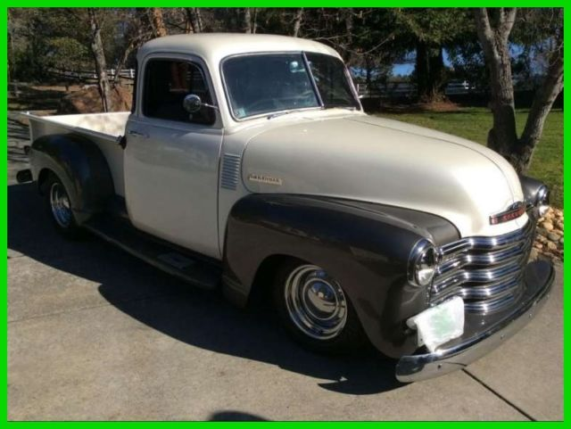 1952 chevrolet 3100 5 window pickup truck 350 turbo 5 for 1952 chevy pickup 5 window