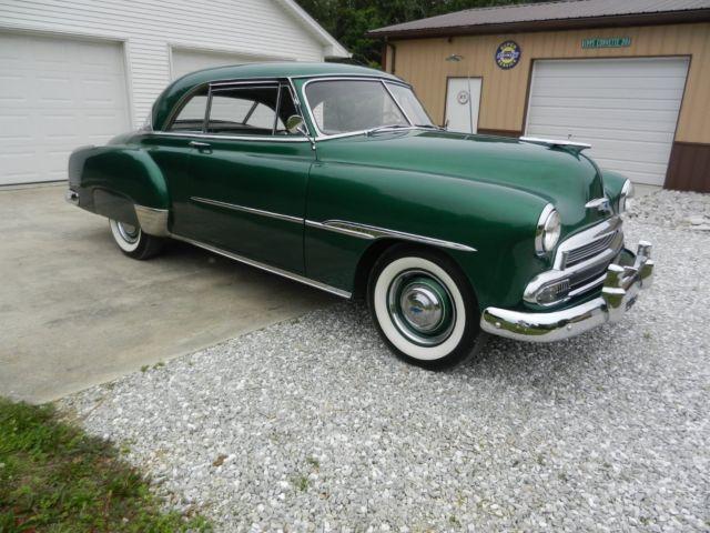 1952 Chevrolet Bel Air Two Door Hardtop For Sale