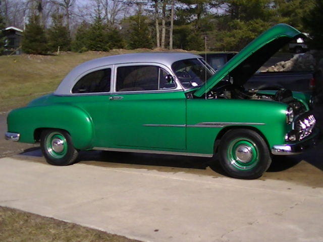1952 chevrolet styleline deluxe 2 door sedan 39 52 chevy for for 1952 chevy 2 door sedan