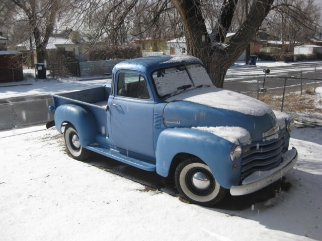 1952 chevy 3100 5 window cab shop truck rat hot rod patina for 1952 chevy 3100 5 window for sale